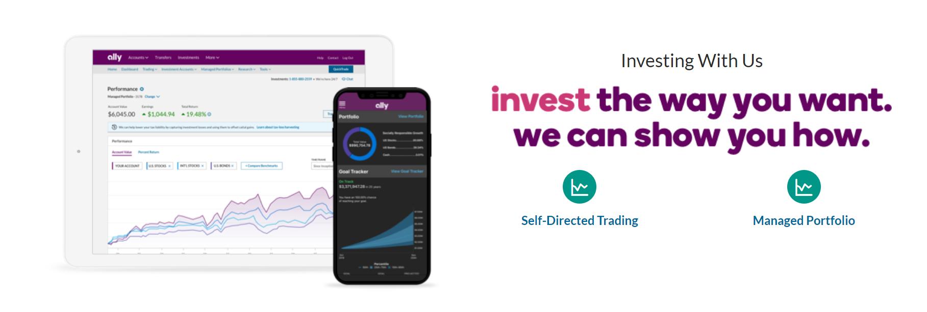 ally invest platform