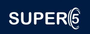 SuperFive brand logo