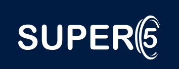 SuperFive brand logo