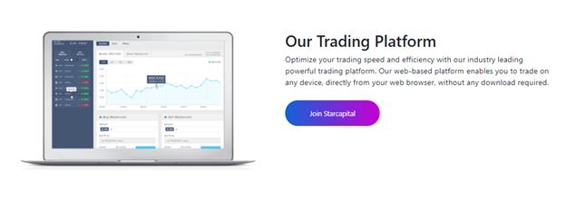 Starcapital trading platform